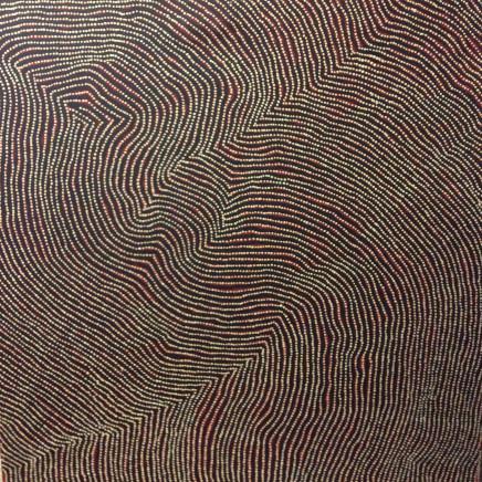 Charlie Tjapangati - Untitled, 2018