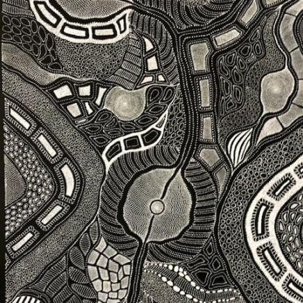 Anna Pitjara - Untitled , 2019