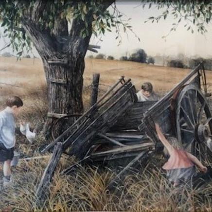 Gordon Hanley - Free Range, c. 1993