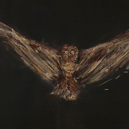 Rodney Pople - Owl, 1999