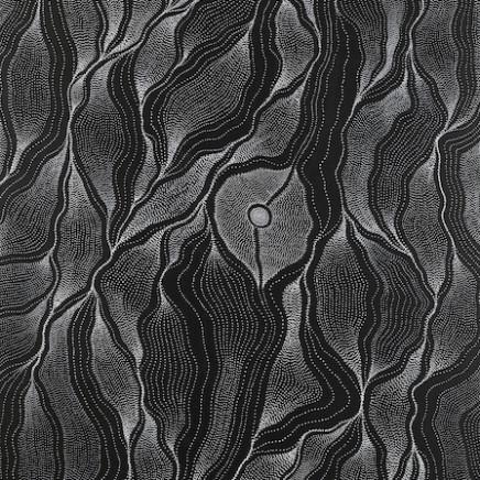 Anna Pitjarra - Untitled , 2017