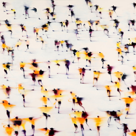 Jonathan Huxley - Sun Spots, 2016