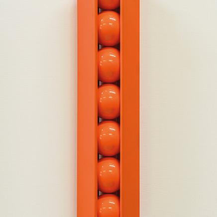 Cedric Christie - Orange, 2015