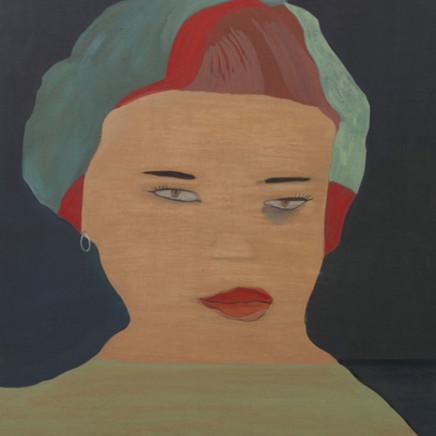 Anne Rothenstein - Marisa, 2017-2018