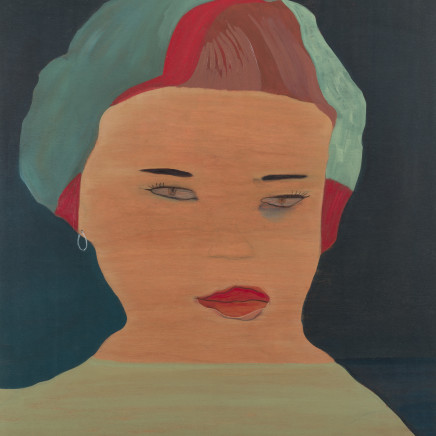 Anne Rothenstein - Marisa, 2017-2018