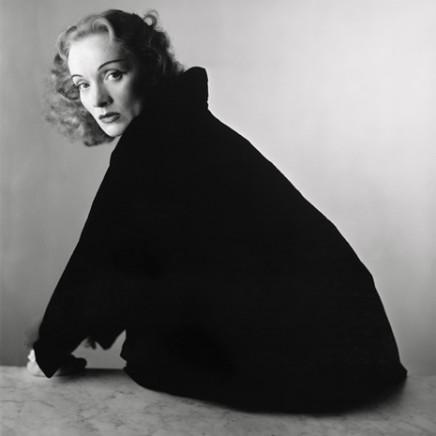 Irving Penn - Marlene Dietrich, 1948