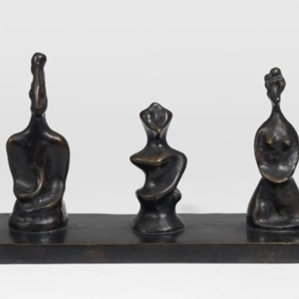 Max Ernst - Roi, reine et fou, 1929-30