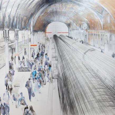 Lily Forwood - Paddington Station II