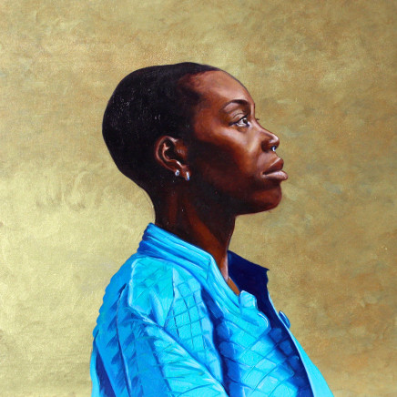 Victoria Heald - Portrait of a Woman, 2017