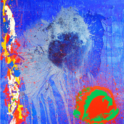 John Hoyland - Life and Love, 2010