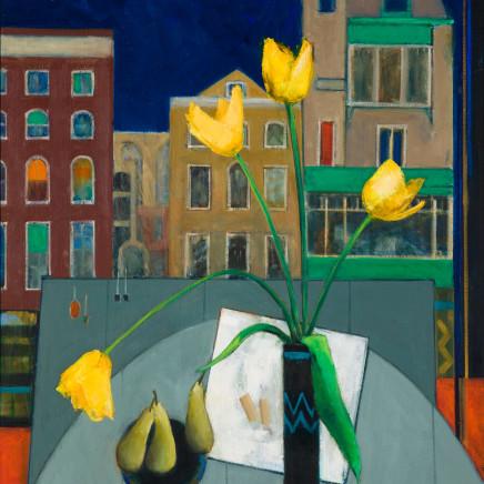 Liz Knox - Pears and Amsterdam, 2019