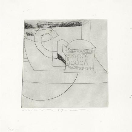Ben Nicholson OM - Small Still Life, 1967