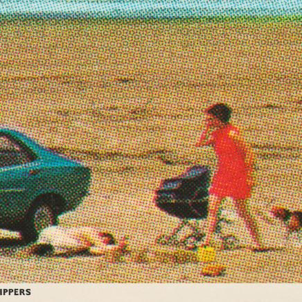 Gordon Ellis-Brown - Day Trippers, 2017
