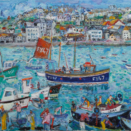Linda Weir - High Days and Holidays, St Ives, 2009