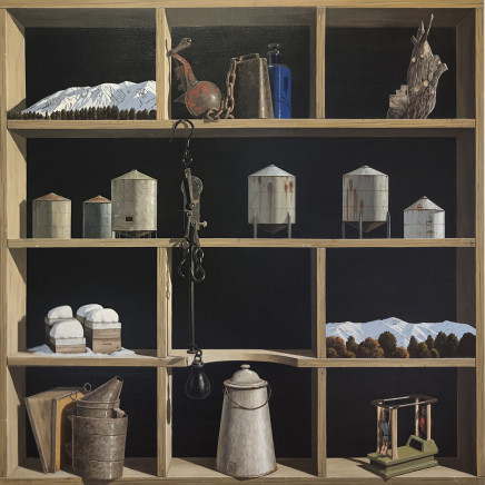 Michael Hight - Canterbury Plains, 2019