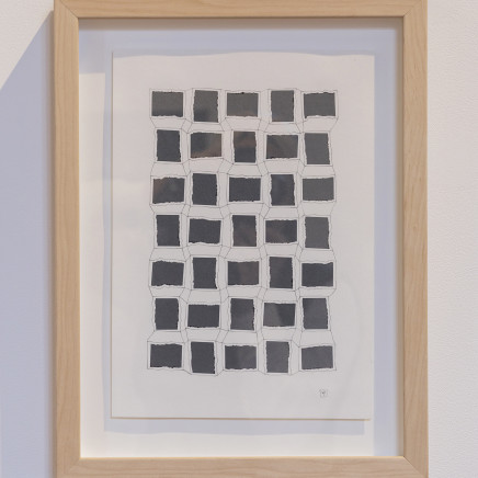 Veronica Herber - Joy Grey, 2019