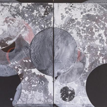 Asher Newbery - Kiritai (Red), 2019