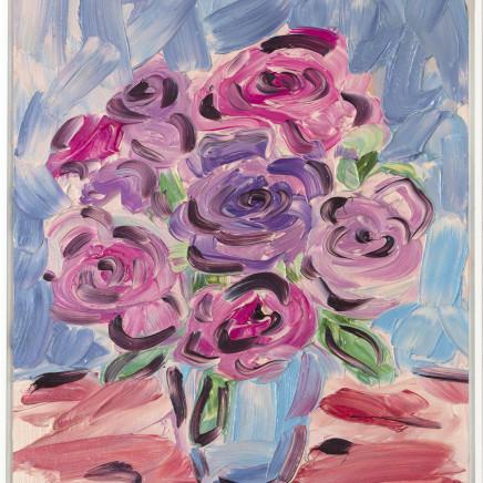 Kirstin Carlin - Untitled (Bev's Roses), 2019