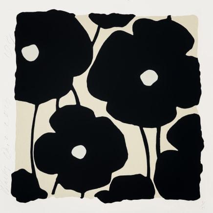 Three Poppies (Blacks), Dec 2, 2020