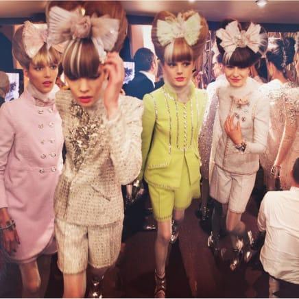 Chanel Cambon, Haute Couture 2010, Rue Cambon, Paris