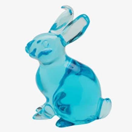 Rabbit (Aqua Blue), 2020