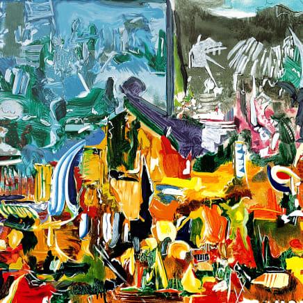 Landscape of Dark Festivals, 1999
