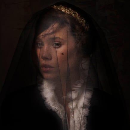 ASTRID NUMBER TWO, Portrait of Àstrid Bergès- Frisbey, 2012
