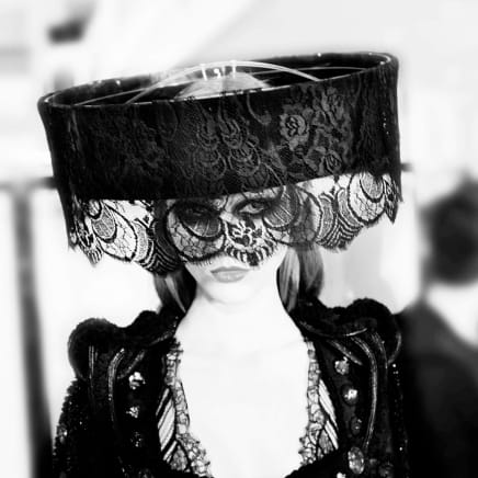 The Veil, Givenchy Spring 2010 Haute Couture, Paris