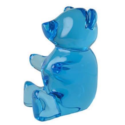 Teddy Bear (Neon Blue), 2019