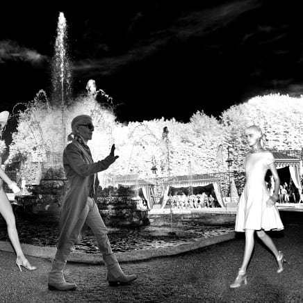 Chanel Sun King, Cruise Collection 2013, The Palace of Versailles, France