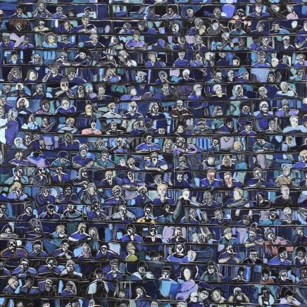 Blue hour, 2015 - 2018