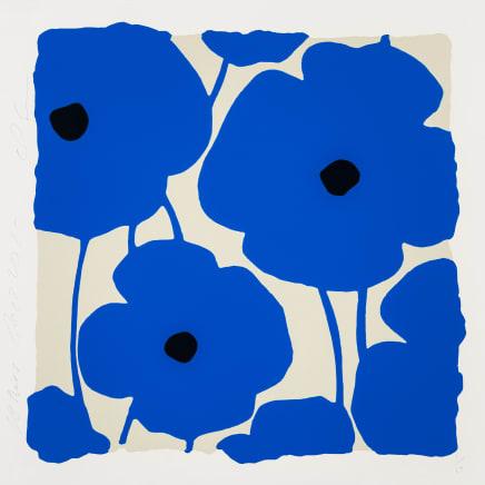Three Poppies (Blues), Dec 2, 2020