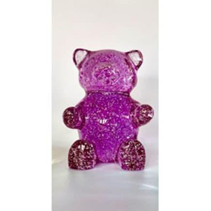 Teddy Bear (Purple), 2019