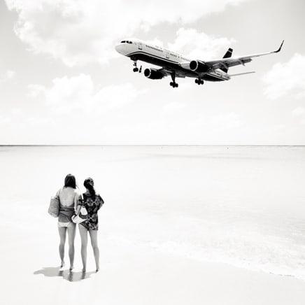 Jet Airliner #23, St. Maarten, 2010