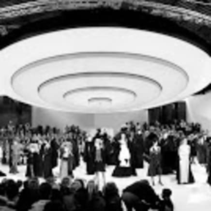 Chanel, The Disc, Haute Couture Fall Winter 2005, Paris, 2006