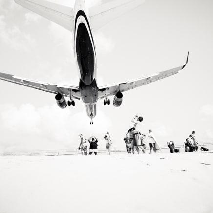 Jet Airliner #62, St. Maarten, 2011