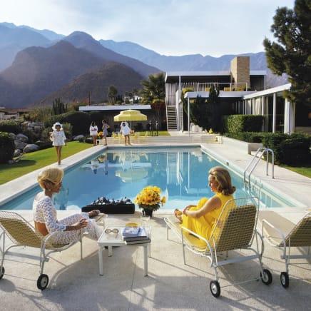 Slim Aarons - Poolside Glamour