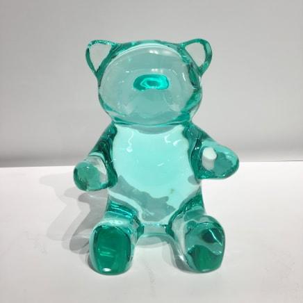 Teddy Bear (Aqua), 2019