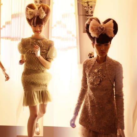 Chanel Memory, Haute Couture 2010, Rue Cambon, Paris, 2010