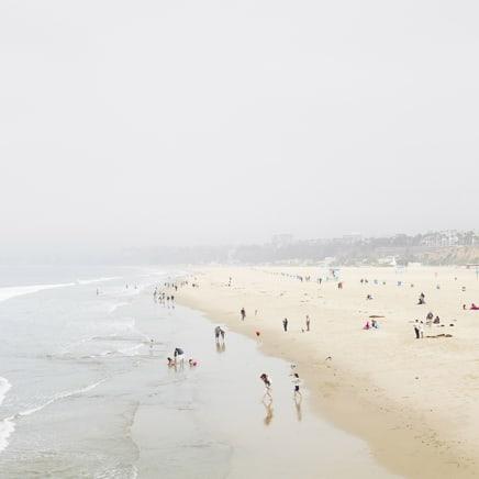 Santa Monica, California, 2013