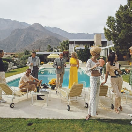 Palm Springs Party, 1970