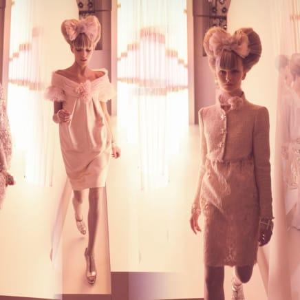 Chanel Memory (Version Two), Haute Couture 2010, Rue Cambon, Paris