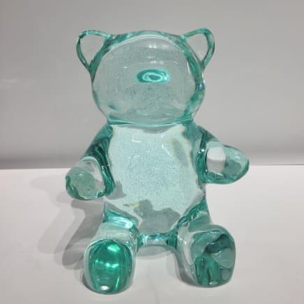 Teddy Bear (Teal), 2019