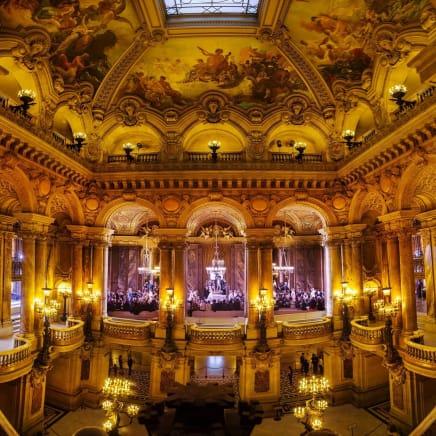 Opera Garnier Stella McCartney Spring/Summer 2015
