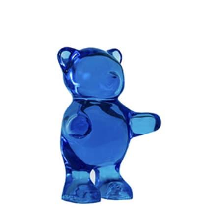 Teddy Bear (Neon Blue)