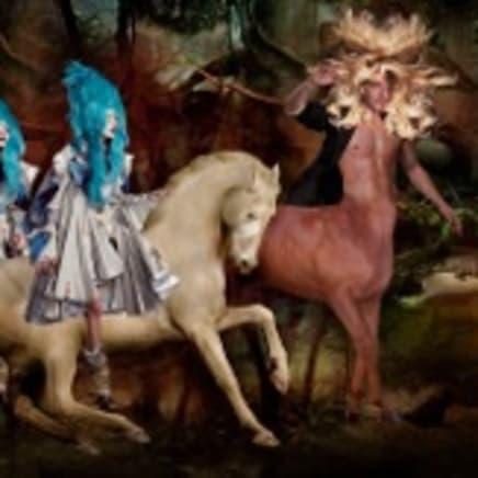 The Lost Prince of Iberia (Christian Dior Haute Couture)