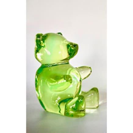 Teddy Bear (Green), 2019