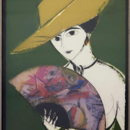Dama con Sombrero, 2013