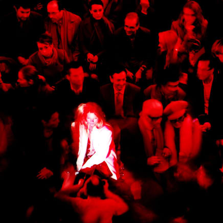 Red Moss Karl, 2005, Paris