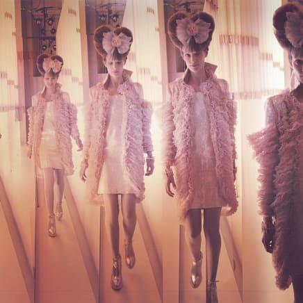 Chanel Timelapse, Haute Couture 2010, Rue Cambon, Paris, 2010